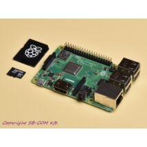 Raspberry Pi 3 model B+ & 16GB NOOBS