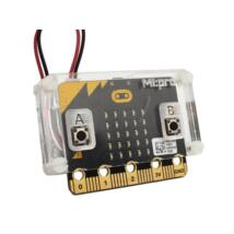 K5606 MI:pro Protector Case for the BBC micro:bit - Clear