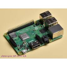 Raspberry Pi 3 model B+ alaplap