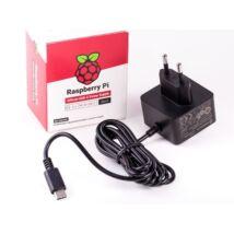 Raspberry Pi Official USB-C táp 5.1V 3A fekete