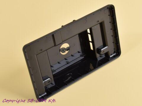 Raspberry Pi 7 inch display és Pi 4 fekete háza