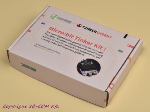 ElecFreaks Microbit Tinker Kit microbit nélkül