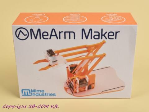 K4506 MeArm Robot micro:bit Kit - Orange