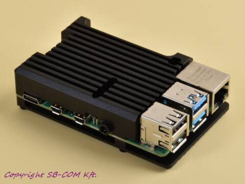 Armor Case for Raspberry Pi 4