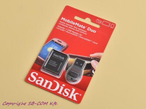 Sandisk MobilMate Duo SD kártya író/olvasó adapter