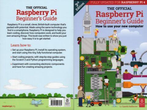 The official Raspberry Pi Beginner's Guide