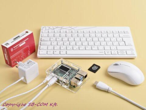 Raspberry Pi 4 tanuló csomag