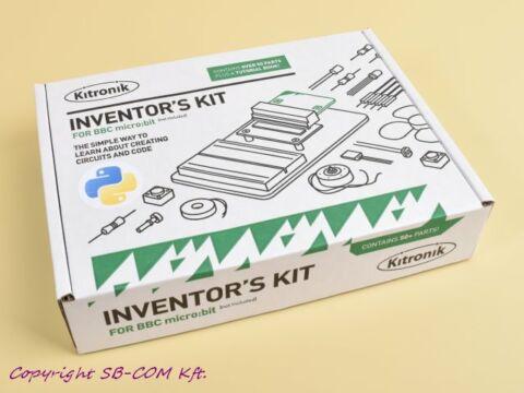 K5669 Inventors Kit for the BBC micro:bit - Python version