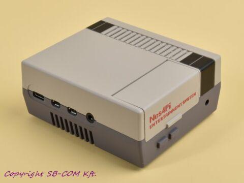 NES4Pi Game Console Shell doboz