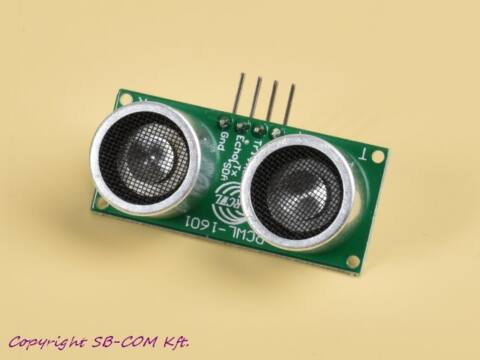 Ultrasonic Distance Sensor - 3V or 5V - HC-SR04 Compatible - RCWL-1601