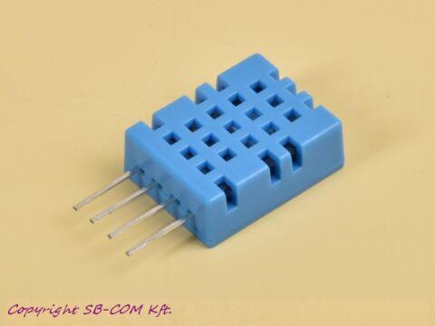DHT11 hőmérséklet és páratartalom érzékelő