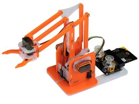 K4506 MeArm Robot micro:bit Kit - Orange