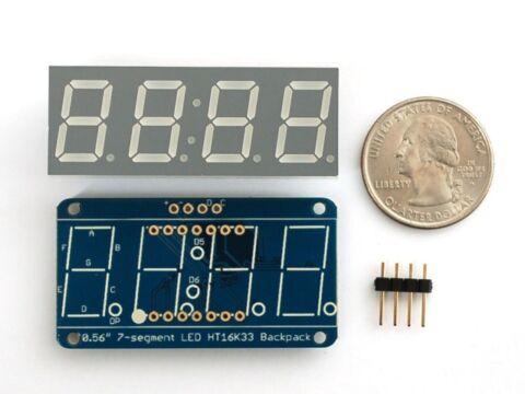 0.56 inch clock display