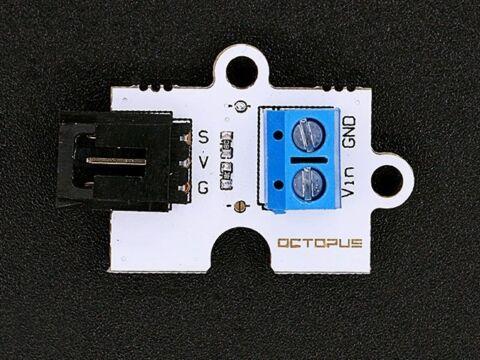 Octopus analóg feszültségosztó modul