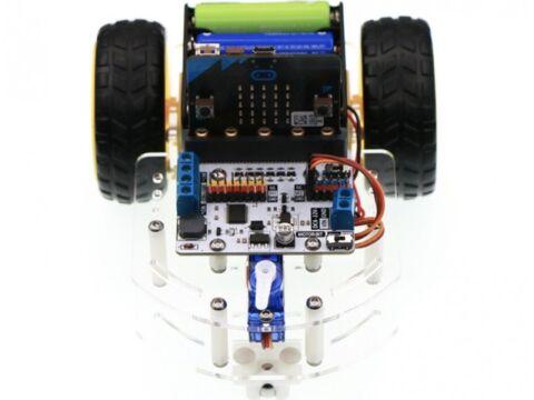 robotkocsi váz motorbithez