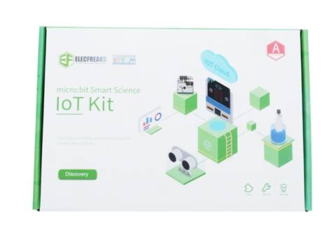 EF08203 micro:bit smart science IoT kit micro:bit nélkül