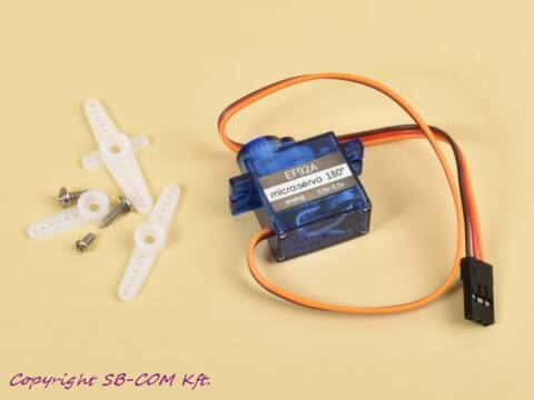 EF09082 EF92A micro bit servo 180 degrees analog servo for micro:bit