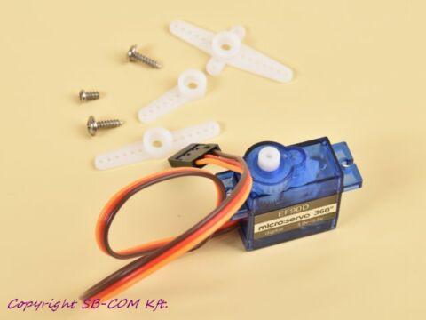 EF09081 EF90D micro:servo 360° digital servo for micro:bit