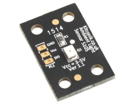 Kitronik környezeti fényt érzékelő panel