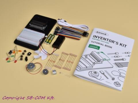 K5603 Inventor's Kit for the BBC micro:bit