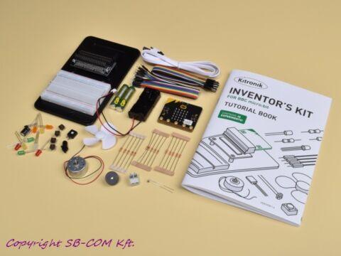 Kitronik inventors kit microbithez