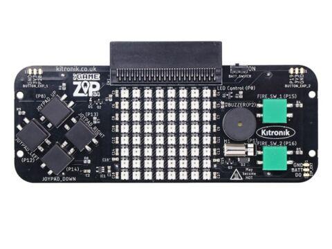 Game ZIP 64 bővítő microbithez