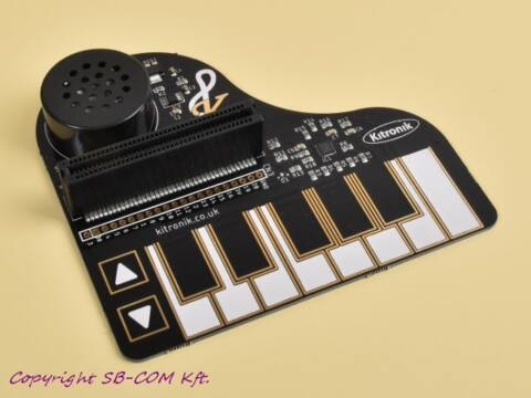 Kitronik K5631 :KLEF Piano for the BBC micro:bit