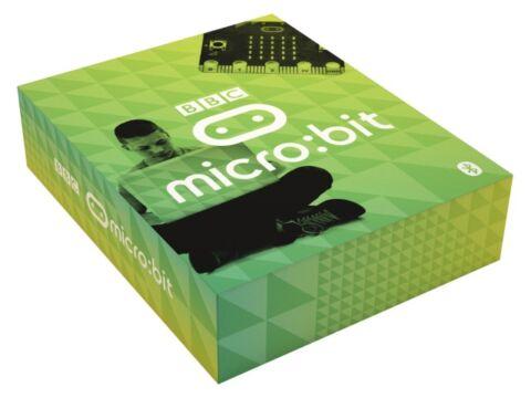 BBC micro:bit dobozában