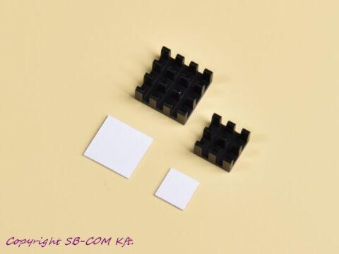 SB-Com Raspberry Pi hűtőborda készlet