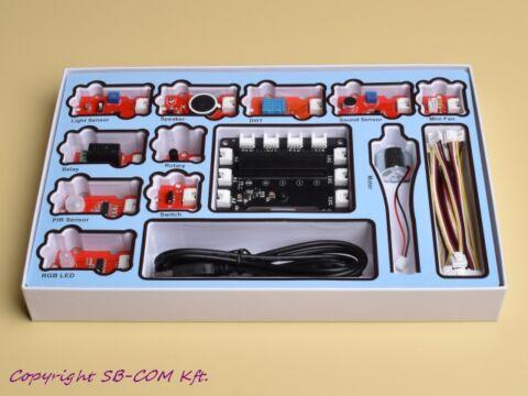 A minode nevű microbit iot kit