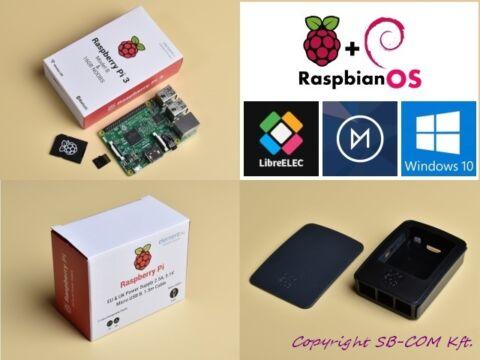 Raspberry Pi 3 Official KIT B/G
