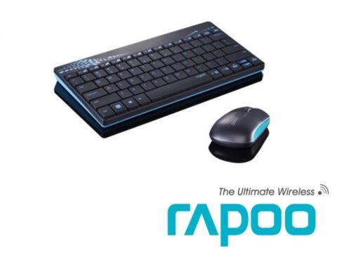 Rapoo 8000 F-K magyar billentyűzet és egér