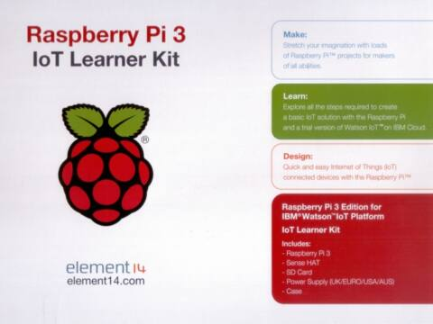 Raspberry Pi IoT Learner Kit