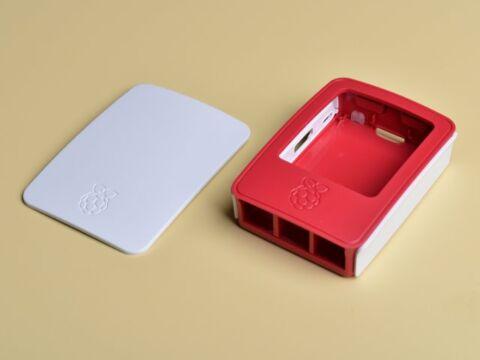 Raspberry Pi 3 Official doboz
