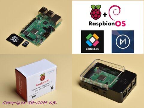 Raspberry Pi 3 Plus Starter Kit
